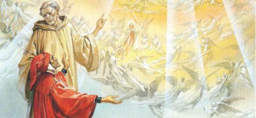 The Fire and the Light in the Divine Comedy <br> Antonio Grassi, Sandra Berivi